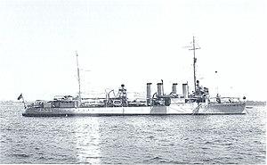 USS Stringham (DD-83)