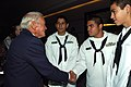 US Navy 070613-N-2420K-001 California Sea Cadets shake hands with Medal of Honor recipient John Finn during the Keeping the Promise gala dinner held at the Anaheim Hilton.jpg
