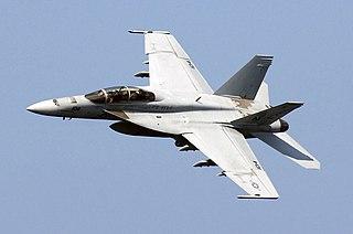 Boeing F/A-18E/F Super Hornet Series of multirole combat aircraft