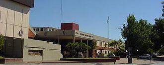 National Technological University – Santa Fe Regional Faculty - Image: UT Nfrente