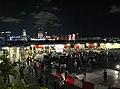Ueen's Pier Last Night View 20070731.jpg