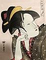 Ukiyo-e by Kitagawa Utamaro.jpg