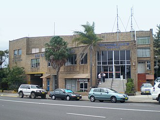 Youth work - A Ukrainian community youth centre in Lidcombe, New South Wales, Australia.