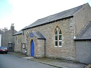 Ullock Human settlement in England