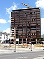Umbau Hauptverband alte Südfassade vor Abbau.jpg