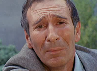 Umberto Raho - Raho in The Bird with the Crystal Plumage (1970)