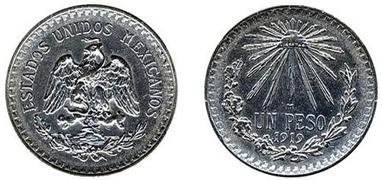 Primera moneda de venezuela 1834