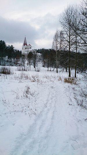 Un hiver à Navapolatsk
