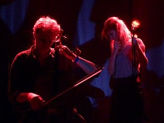 Under Byen - Morten Svenstrup and Henriette Sennenvaldt of Under Byen