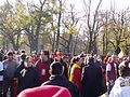 United Belgium Brussels demonstration 20071118 DMisson 00105 parc Cinquantenaire.jpg