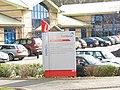 Units on the east side of Llys y Fedwen, Parc Menai - geograph.org.uk - 369452.jpg