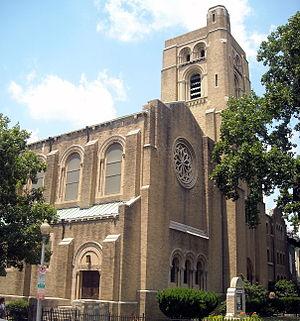 Universalist National Memorial Church - The Universalist National Memorial Church seen facing 16th Street Northwest