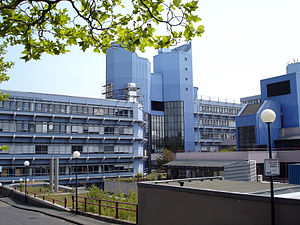 "University of Siegen - Campus ""Adolf-Reichwein-Strasse"""
