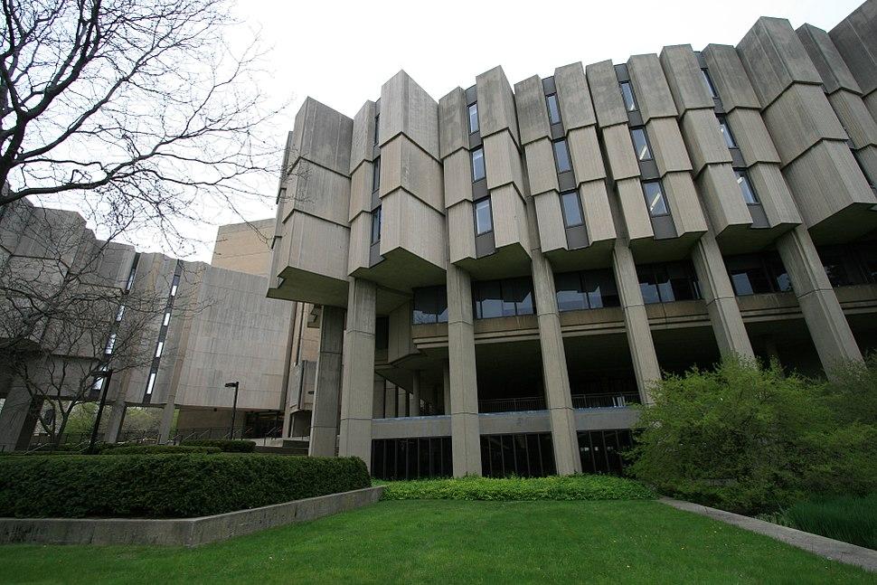 University Library at Northwestern