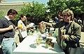 University of Texas at Arlington art students' blown-glass sale (10010666).jpg