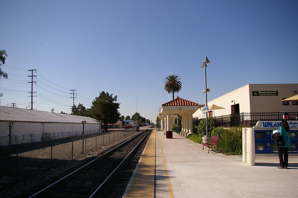 Upland Station Wikipedia