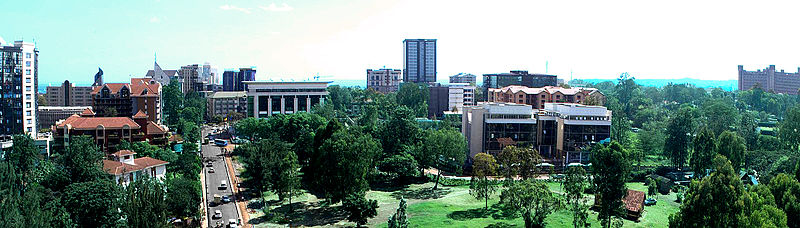 Upper Hill Panorama