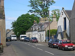 Upper Largo - Main Street looking east