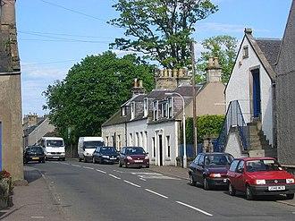 Upper Largo - Main Street looking east
