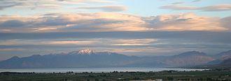 Utah Lake - Utah Lake and Utah Valley