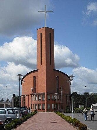 Utena - Utena church