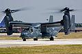 V-22 Osprey (USAF) - RAF Mildenhall - Suffolk, England - 17th July 2013.jpg