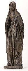Beeldje van eikenhout, Maria Magdalena