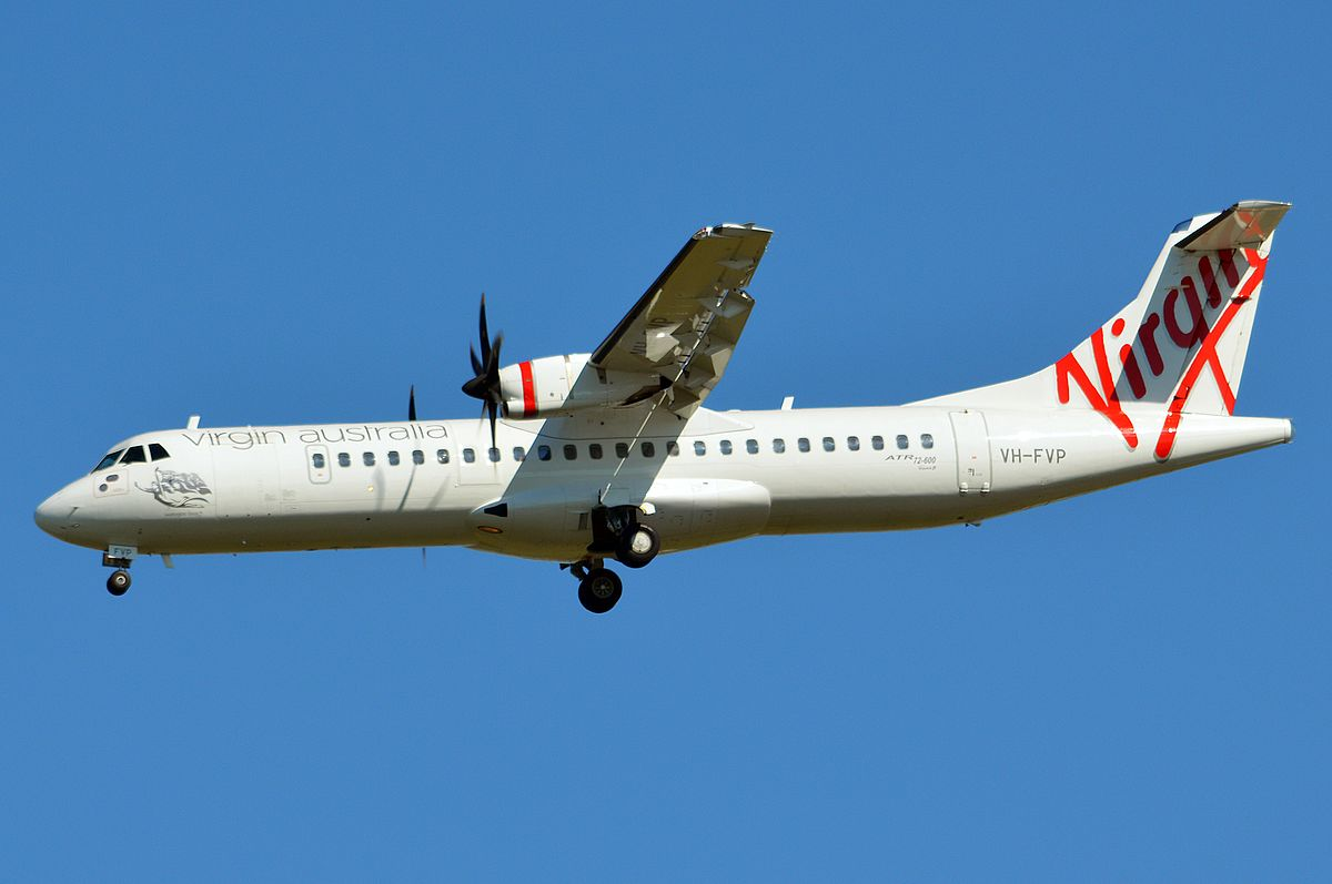 virgin australia regional airlines wikidata