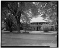 VIEW NORTH SHOWING SOUTH ELEVATION - Morgan County Home, State Route 376, McConnelsville, Morgan County, OH HABS OHIO,58-MCCON.V,1-2.tif