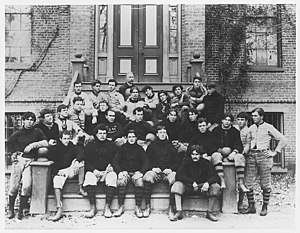 1896 VPI football team - VPI's football team in 1896