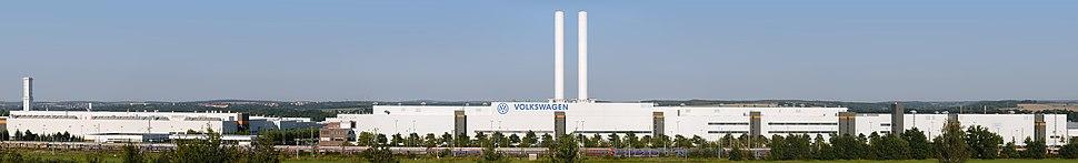 VW factory Mosel-Zwickau (aka)