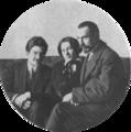 VainshteinLidiaDanIrakliTsereteliEnIrkutsk1914-1915.png