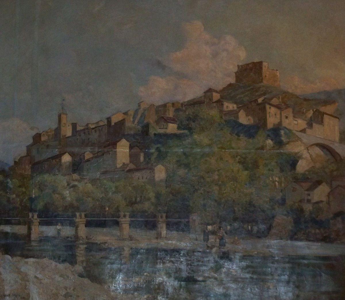 clément brun (peintre) — wikipédia