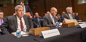 Bausch Health - Valeant executives testify before the Senate Special Committee on Ageing in 2016