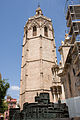 Valencia, spain - Miguelete Tower - Metropolitan Cathedral–Basilica of the Assumption of Our Lady of Valencia.jpg