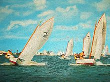 Dinghy racing - Wikipedia, the free encyclopedia