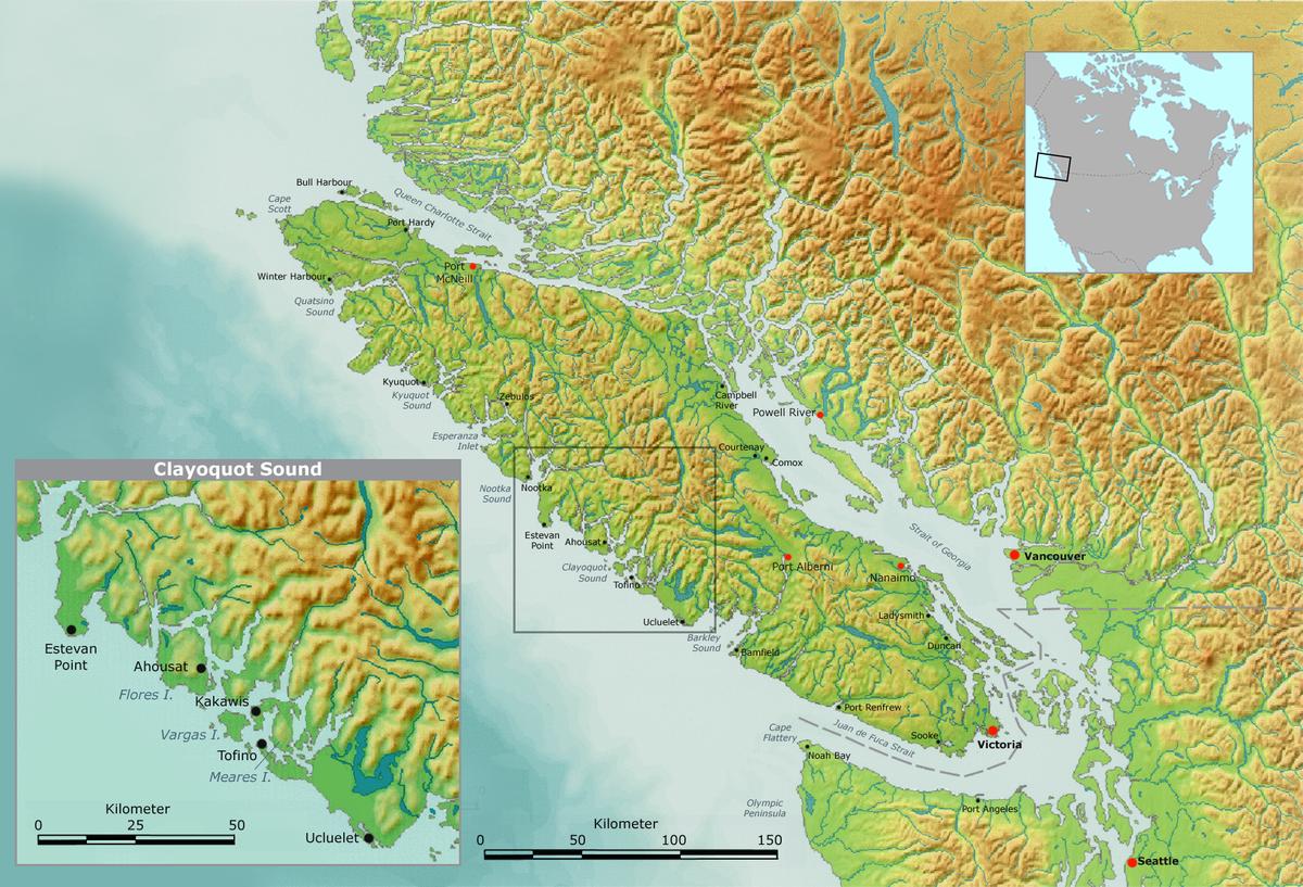 Clayoquot Sound Wikipedia
