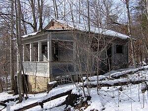 Vardy Community School - Teacher's cottage, next to the Vardy Community School