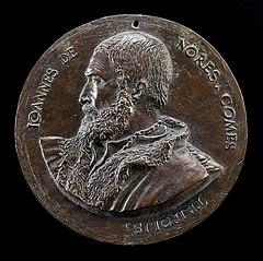 Giovanni de Nores, 1489-1544, Count of Tripoli