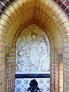 venray oostrum, rijksmonument 524006 trans cedron kruiswegstatie 10