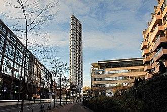Vesteda Toren - Image: Vestedatoren, Eindhoven