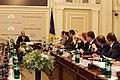 Vice President Joe Biden at a Meeting with Ukrainian Legislators, April 22, 2014 (13958810636).jpg