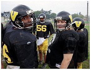 Vicenza American High School football players.jpg