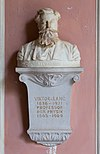 Victor von Lang (Nr. 60) Bust in the Arkadenhof, University of Vienna-9298.jpg