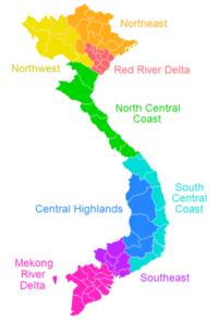 Southern Vietnam Wikipedia