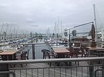 View from Nepean Sailing Club clubhouse main lounge August 2012.jpg