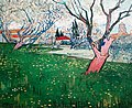 View of Arles with Trees in Blossom (JH 1683) - My Dream.jpg