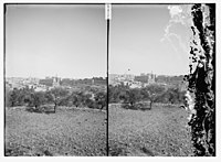 View of Jerusalem from the west LOC matpc.08792.jpg