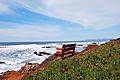 View of Pescadero Coastline and Mano Seca Bench.jpg