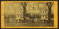 View of a carriage on the street in front of a big house, from Robert N. Dennis collection of stereoscopic views.png